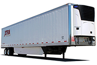 Single-Temp Reefer Trailer
